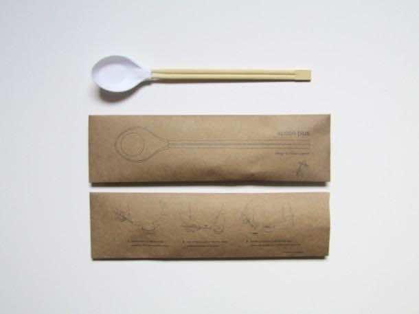 3. Chopsticks or Spoon