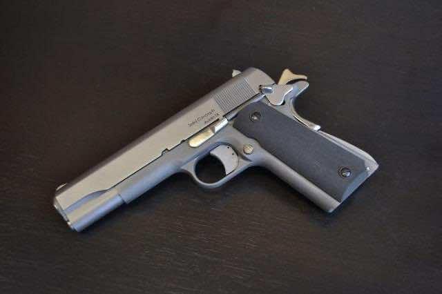 First 3D Printed Metal Gun
