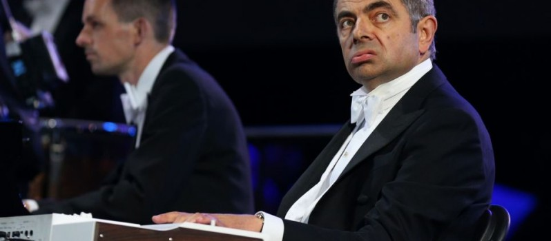 5. Rowan Atkinson, Actor (Mr. Bean)