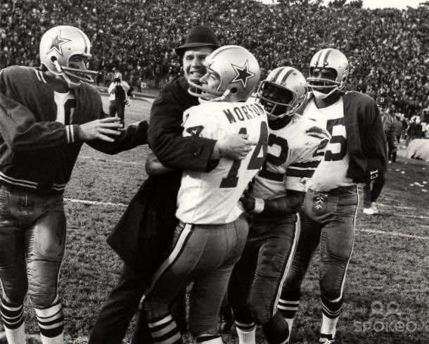 6. Tom Landry, NFL Coach (Dallas Cowboys, NY Giants)