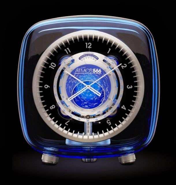7. Jaeger Le Coultre Atmos Clock 566