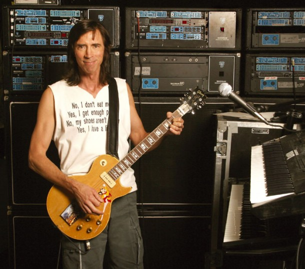 7. Tom Scholz, Guitarist for Boston