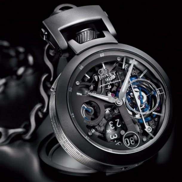 8. Pininfarina Bovet Ottana Tourbillon Watch