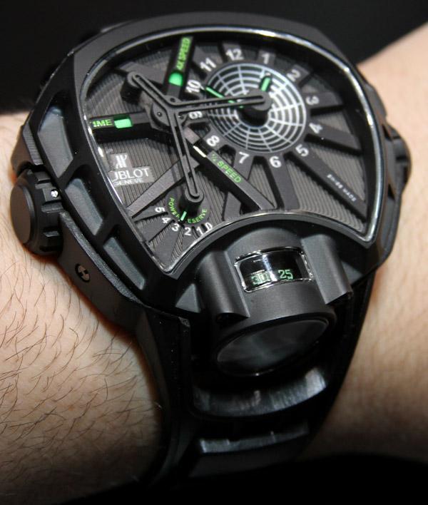 9. Hublot La Clé Du Temps Watch