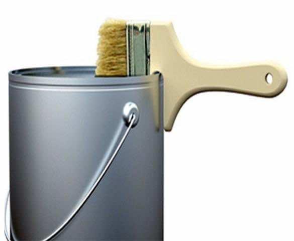 9. Where do I put the Paint brush