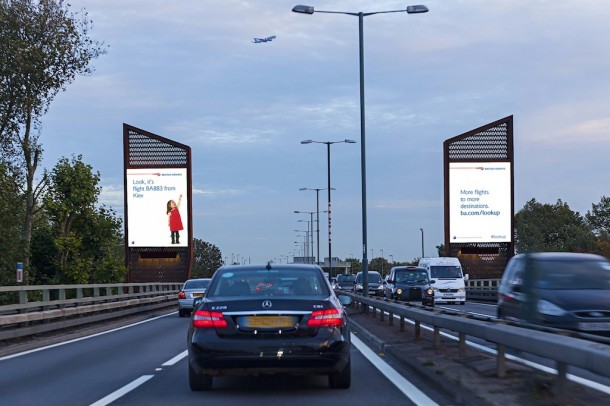 Advertising and Billboards – Good Job British Airways 4