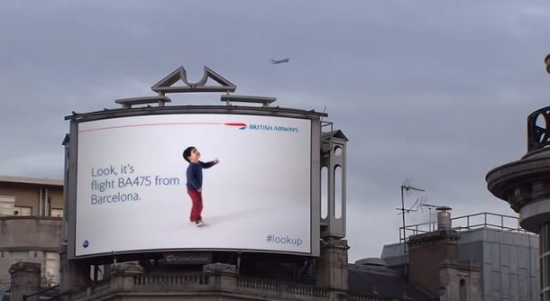 Advertising and Billboards – Good Job British Airways 2