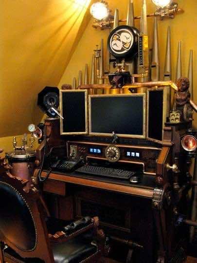 Amazing computer setup 21
