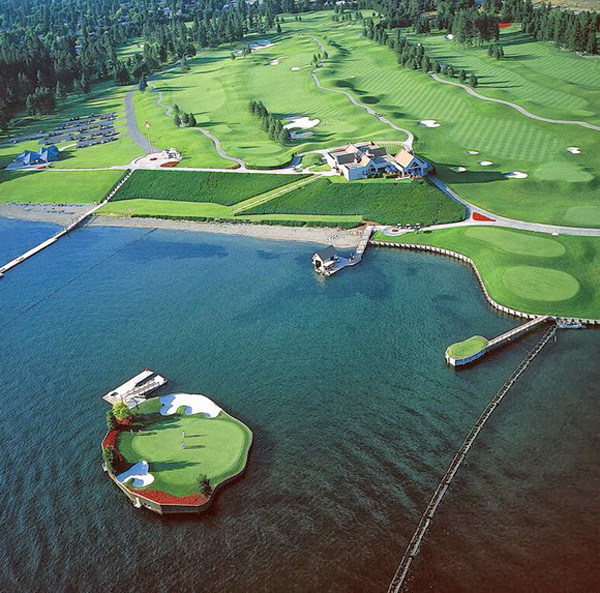 Are you that Good - Floating Golf Course 3