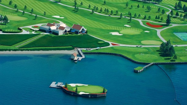 Are you that Good - Floating Golf Course 4