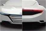 Self-Repairing Audi A9 Concept