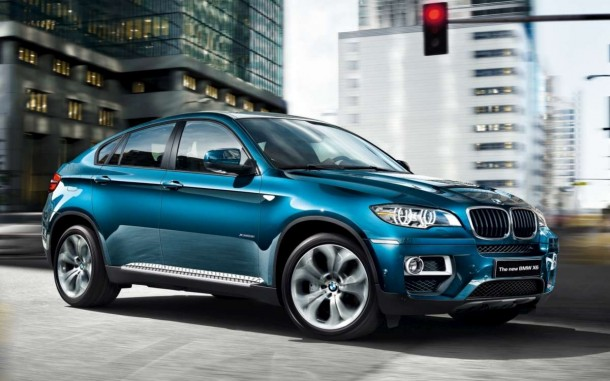 BMW and Its innovations - BMW X6  2
