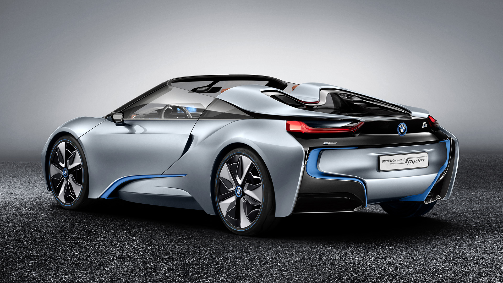 ... BMW I8 Spyder Concept V3 Wallpaper HD  ...