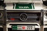 Brabus-Mercedes-Benz-C63-AMG-Dubai-Police