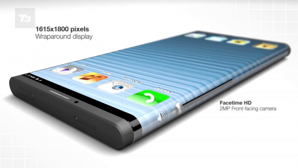 Concept Design for iPhone 6
