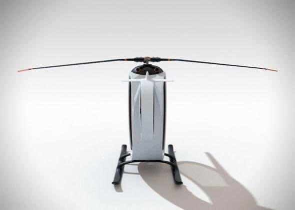 Conceptual Design – ZERO Personal Helicopter 6