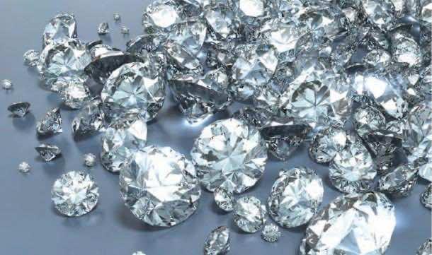 Extraction of Diamonds