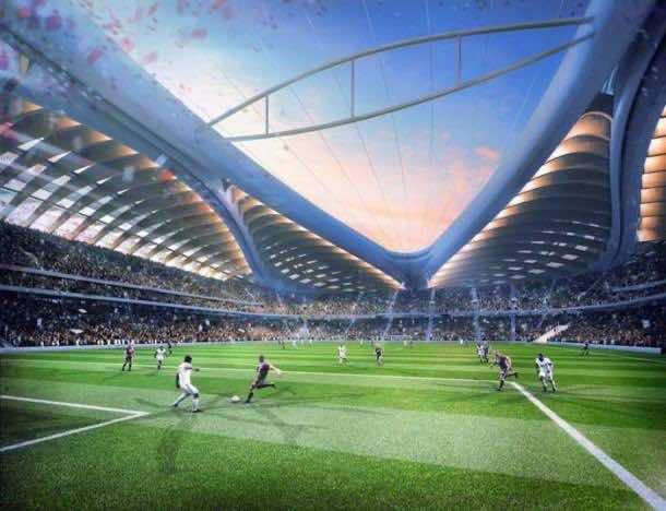 FIFA 2022 World Cup - Zaha Hadid's Stadium 4