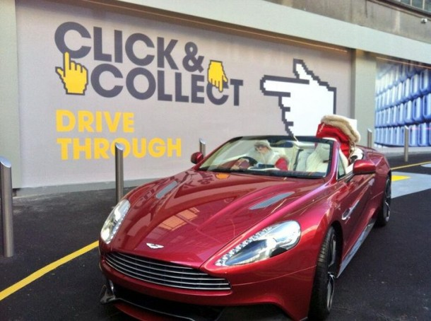 Future of Shopping – Click&Collect
