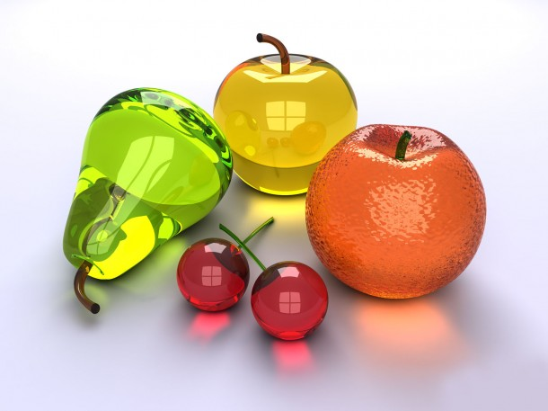 Glass-Apple-HD-Wallpapers