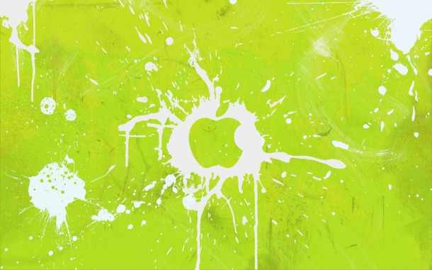 Green-Apple-Splash-Wallpaper-HD