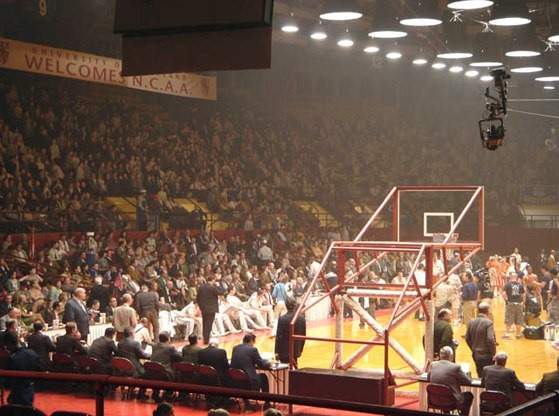 How to Do Big Crowd Scenes Glory Road