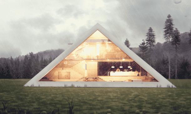 Live Like Egyptians – Pyramid House 3