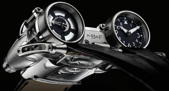 MB&F Thunderbolt Watch