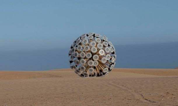 Mine Kafon - Wind Powered Landmine Detector 3