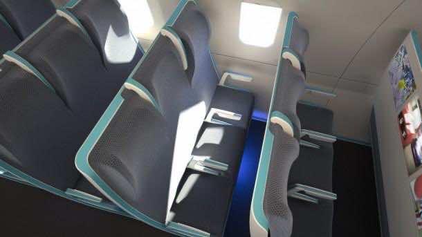 Morph Concept – Smart Seats to Meet your Needs 2