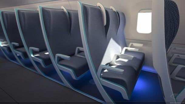 Morph Concept – Smart Seats to Meet your Needs