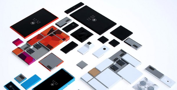 Motorola's take on Phonebloks - Project Ara 3