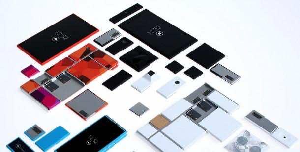 Motorola's take on Phonebloks - Project Ara 3