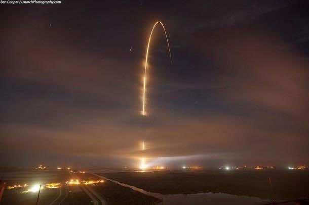 NASA's Rocket Launches Photographs – Ben Cooper's Work 10