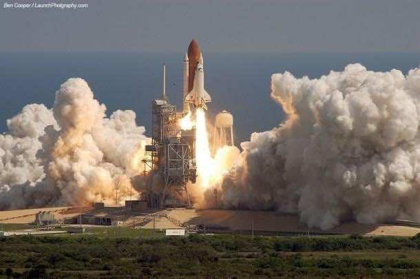 NASA's Rocket Launches Photographs – Ben Cooper's Work 12