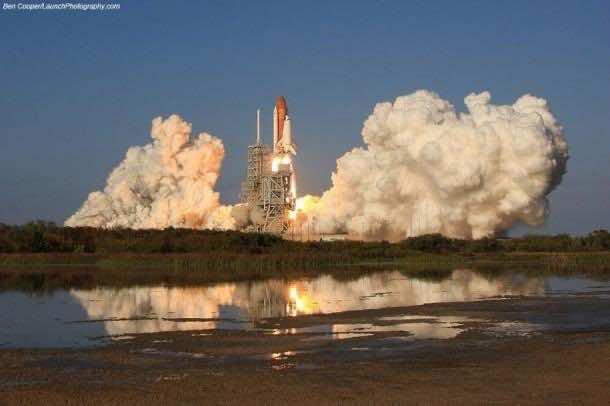 NASA's Rocket Launches Photographs – Ben Cooper's Work 13