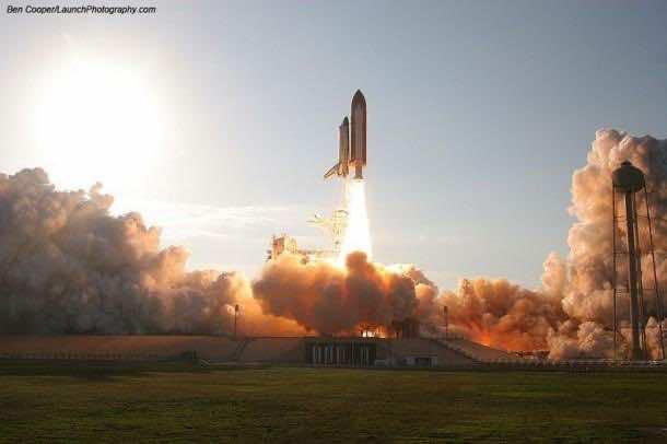 NASA's Rocket Launches Photographs – Ben Cooper's Work  14