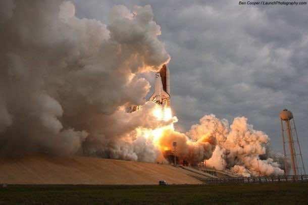 NASA's Rocket Launches Photographs – Ben Cooper's Work 15