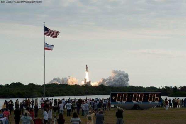 NASA's Rocket Launches Photographs – Ben Cooper's Work 16