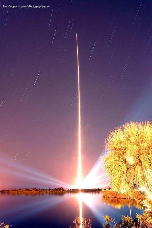 NASA's Rocket Launches Photographs – Ben Cooper's Work 18