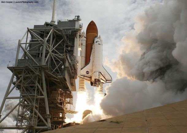 NASA's Rocket Launches Photographs – Ben Cooper's Work 2