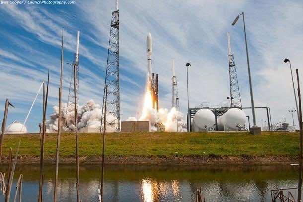 NASA's Rocket Launches Photographs – Ben Cooper's Work 3