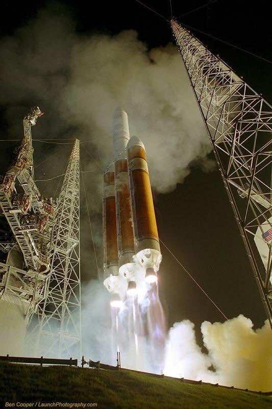 NASA's Rocket Launches Photographs – Ben Cooper's Work 4