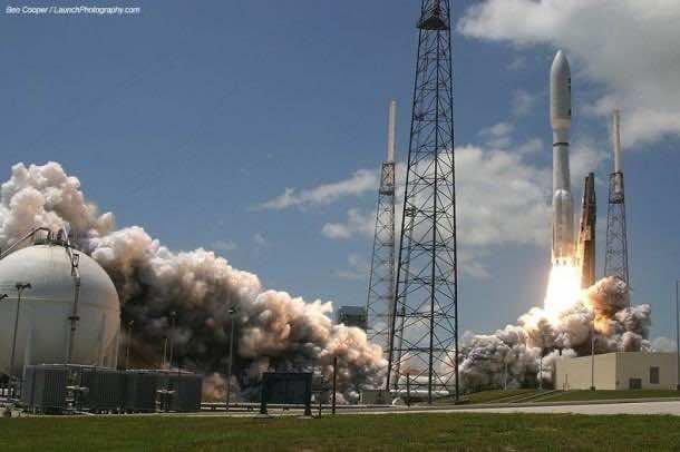 NASA's Rocket Launches Photographs – Ben Cooper's Work 6