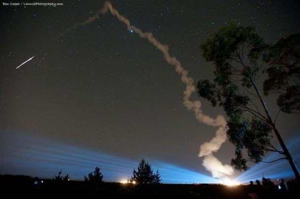 NASA's Rocket Launches Photographs – Ben Cooper's Work 8