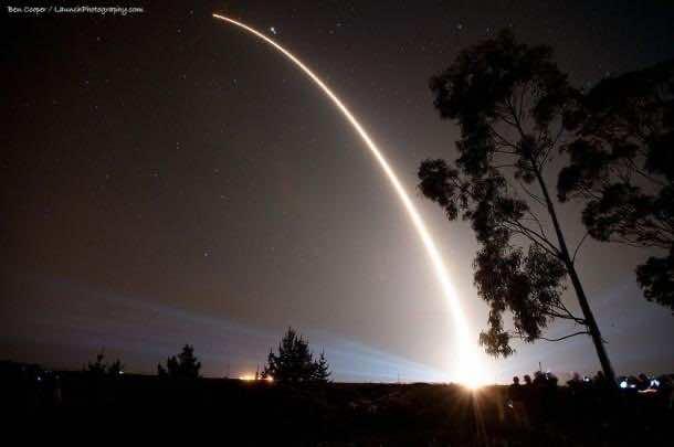 NASA's Rocket Launches Photographs – Ben Cooper's Work 9