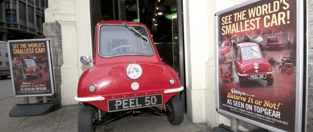 Peel P50 – Size matters 3