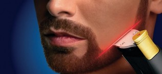 Philips 9000 laser beard trimmer