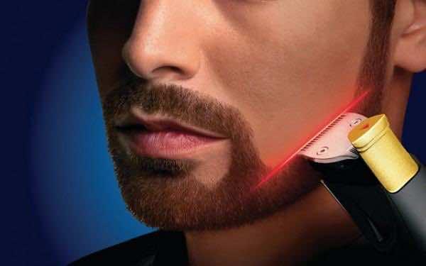 Philips 9000 laser beard trimmer