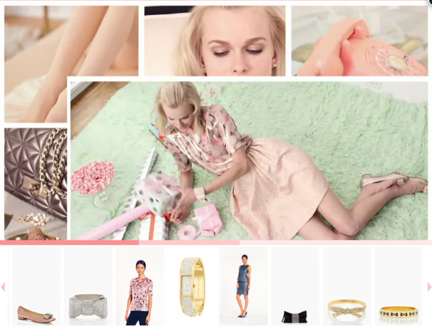 Say Hello to Future – Shop-able Video 5